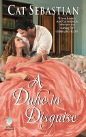 A Duke in Disguise