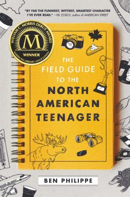 The Field Guide to the American Teenager(book-cover)
