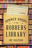 Summer Hours at the Robbers Library