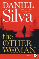 The other woman [large print]