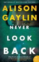 Never Look Back