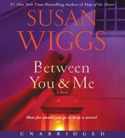 BETWEEN YOU AND ME [audiobook Cd]