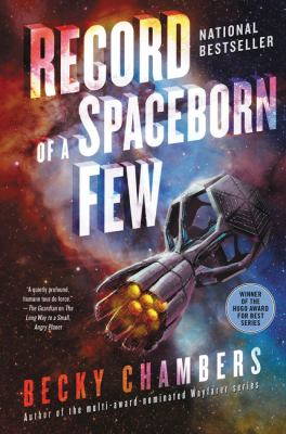 Cover image for Record of A Spaceborn Few