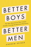 Better Boys, Better Men