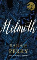 Melmoth book cover