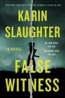False witness.400 p. ;
