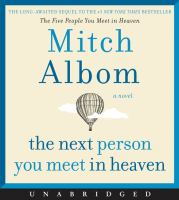 The Next Person You Meet in Heaven(Unabridged,CDs)