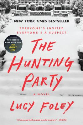 Lucy Foley Book club in a bag. The hunting party
