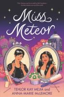 Cover of Miss Meteor