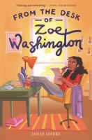 Cover of From the Desk of Zoe Washi