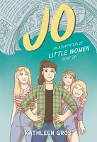 Jo : an adaptation of Little Women (sort of)
