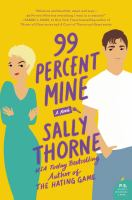 Media Cover for 99 Percent Mine