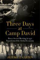 Three Days at Camp David