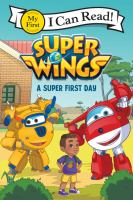 Super Wings ICR #1.