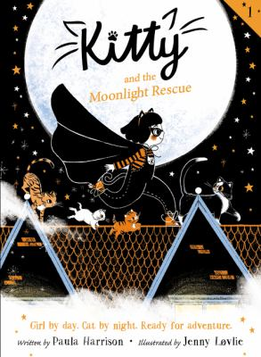 Cover image for Kitty and the Moonlight Rescue
