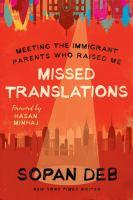 Missed Translations