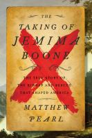 The Taking of Jemima Boone cover