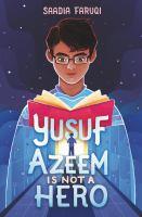 YUSUF AZEEM IS NOT A HERO--ON ORDER FOR HERRICK!