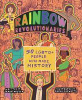 Cover of Rainbow Revolutionaries: 5