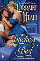 The Duchess In His Bed (Sins for All Seasons, 4)