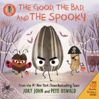 The good, the bad, and the spooky1 volume (unpaged) : color illustrations ; 24 cm + 2 sheets of stickers