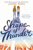 The shape of thunder275 pages ; 22 cm