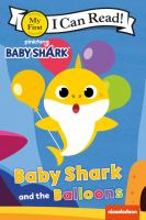 Baby Shark and the Balloons