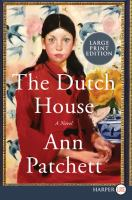Media Cover for Dutch House