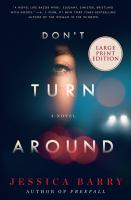 Media Cover for Don't Turn Around