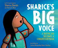Sharice's Big Voice by Sharice Davids