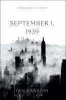 September 1, 1939