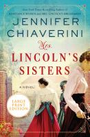 Media Cover for Mrs. Lincoln's Sisters
