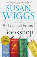Media Cover for Lost and Found Bookshop