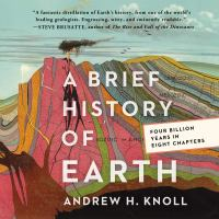 A Brief History of Earth (CD)
