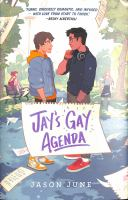 Jay%27s Gay Agenda350 pages ; 22 cm.