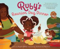 Ruby%27s reunion day dinner1 volume (unpaged) : color illustrations ; 24 x 29 cm