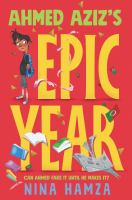 Ahmed Aziz%27s epic year310 pages ; 22 cm