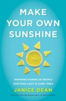Make your Own Sunshine