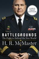 Media Cover for Battlegrounds: the Fight to Defend the Free World