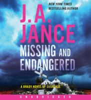 Missing and Endangered (CD)