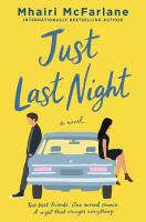 Cover of Just Last Night