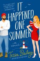 It happened one summer : a novel