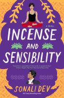 Incense and sensibility : a novel382, 10 pages ; 21 cm