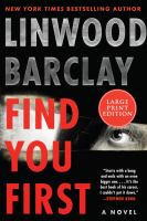 Find you first a novel