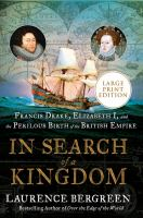 In Search of A Kingdom [large Print]