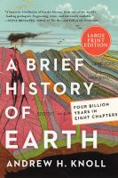 A Brief History of Earth [large Print]