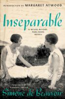 Inseparable : a never-before-published novel