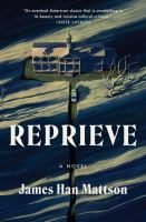 Reprieve : a novelpages cm