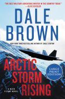 Arctic Storm Rising ( Nick Flynn, 1 ) - Large Print