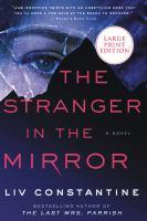The stranger in the mirror a novel